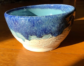 Blue skies bowl