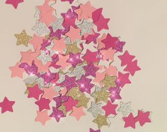 Cardstock Star Confetti