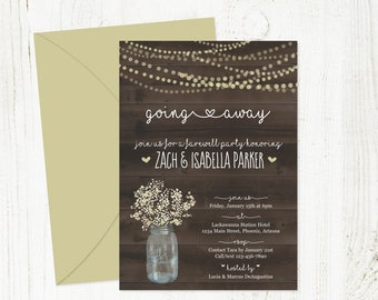 Invitation Template Etsy - Corporate party invitation template