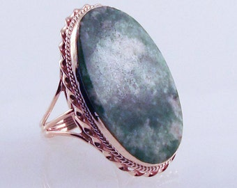 Jade Energy Ring