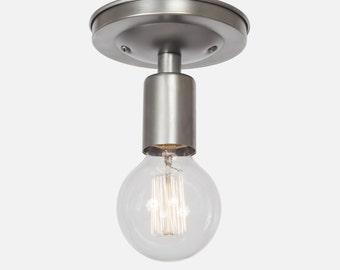 Ceiling Light Fixture - Flush Mount Ceiling Light - Flush Mount Ceiling Lighting - Kitchen Lighting - Kitchen Light - Vanity Light - Sconce