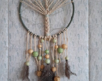 Tree Of Life- Natural Dream Catcher.