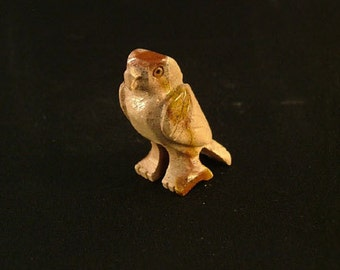 Carved Stone Eagle - Small