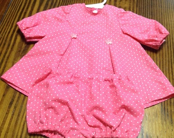 Up to 7 lbs premeie dress and bloomers