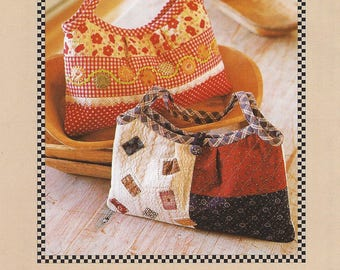 Pocketbook Purse - Sewing Pattern - Indygo Junction Inc - Kimies Quilts - Kimie Leavitt