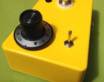 Germanium Treble Booster Guitar Pedal