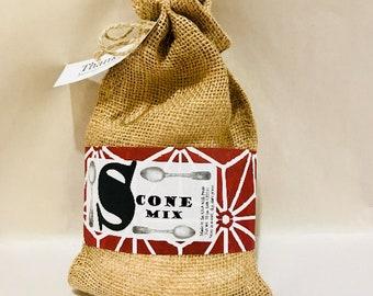Scone Mix - Burlap Bag
