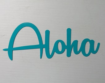 Hawaiian greeting etsy more colors aloha hawaiian greeting m4hsunfo