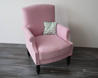 1/3 Scale Upholstered Chair for BJD