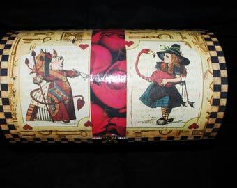 Alice in Wonderland Treasure Trunk