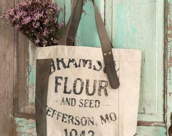 Flour Sack Tote