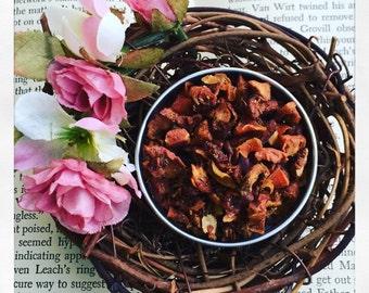 IntensiTea - Energy Tea- Rooibos Tea with Energy powder- Gives you wings! hot tea- iced tea- energy drink-