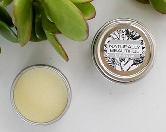 Honey Rose - Lip Balm - Repair - Organic - Aromatherapy - Natural Lip Balm - Bridesmaid - Gift - Natural Skin Care - Honey Lip - Skin Care