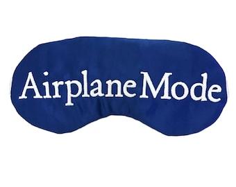 The Original Airplane Mode Travel Sleep Eye Mask