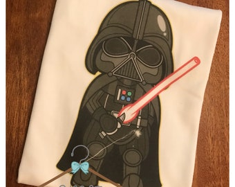 Vader Shirt Birthday Star Wars