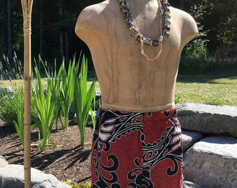 Tiki, Hawaiian, Boxer Shorts, Tropical