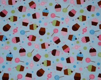 Robert Kaufman fabric CUPCAKES