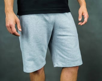City Shorts Gray
