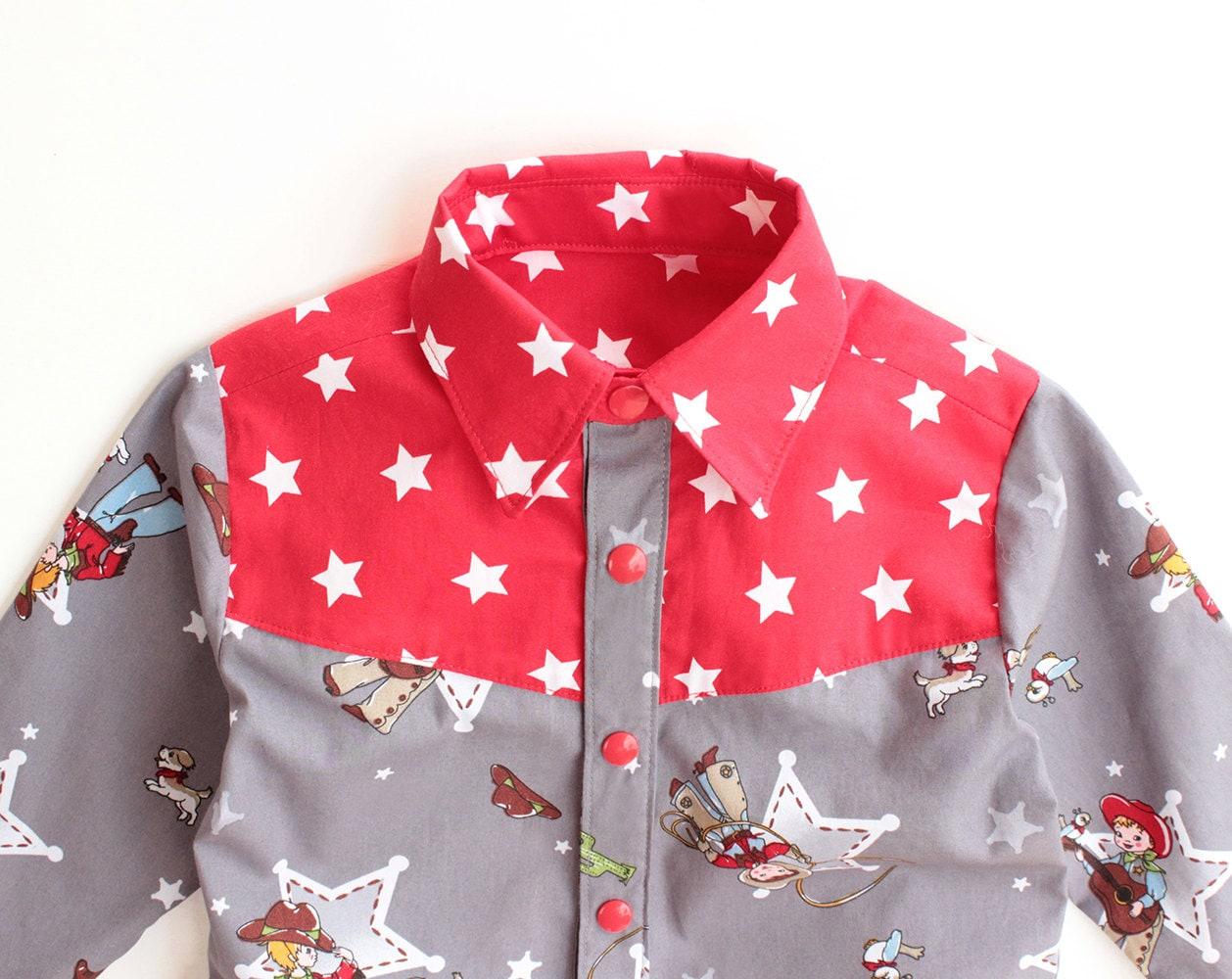 Boy girl shirt yoke shirt children shirt toddler baby shirt zoom jeuxipadfo Choice Image
