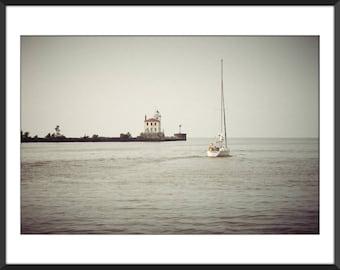 Sail away - Ohio - Photo Print Nature Photography (OE2)