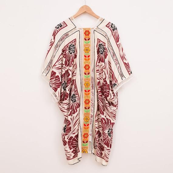kimono Kimono Long bohemian Boho Silk kimono Festival Floral Floral Silk Top Kimono Kimono Floral Kimono Kimono cardigan qTOvSgp55