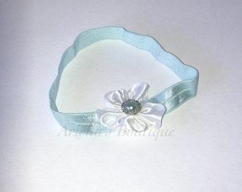 Handmade Satin flower headband