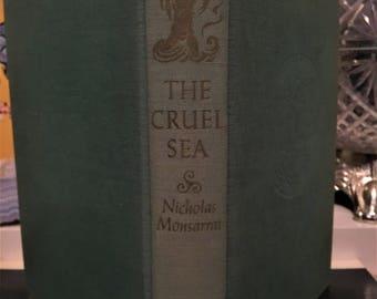 Vintage Book - The Cruel Sea