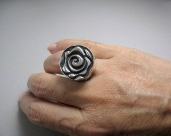 The rose collection - SEAL RING