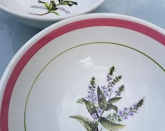 Vintage Italian serving bowls, set of 2