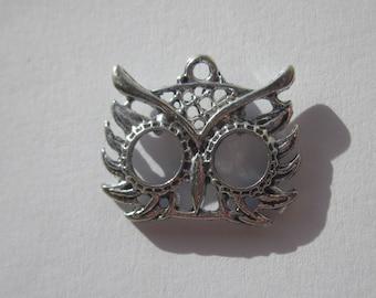 print OWL head Pendant (6196)