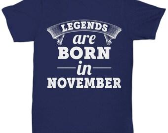 Blue Birthday November