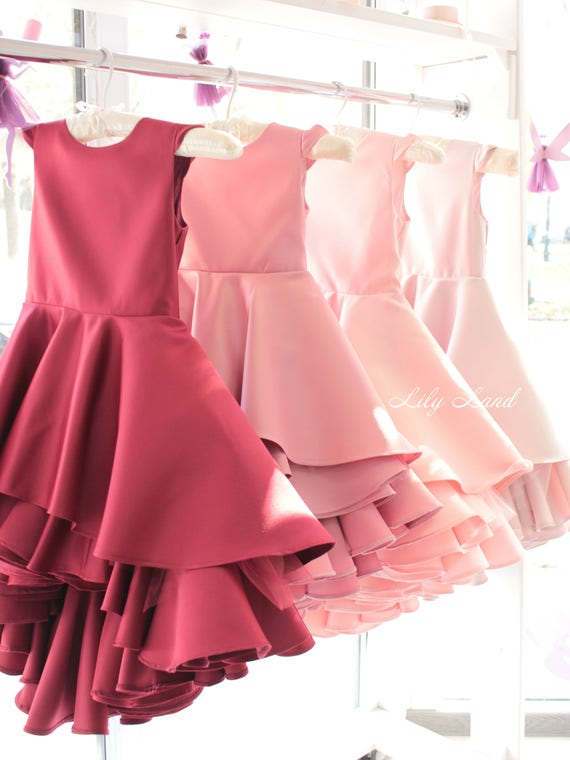 Dress for girls party dress girl size 2 3 4 5 6 7 8 9 10 dress