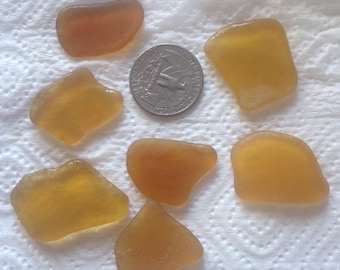Genuine Seaglass from yje spanish shores