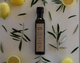 Lemon Fused Olive Oil 250ml, Free Shipping!