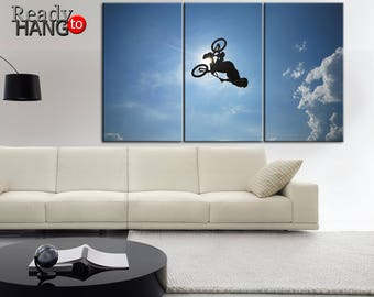 Bike art, Bike, Wall art, Canvas art, Canvas