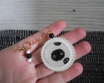 Creation in resin - my Neighbor Totoro-