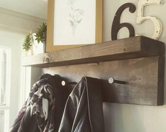 Coat Hanger + Shelf Hooks