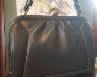Unique Genuine Leather Handbag