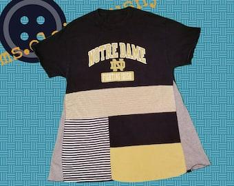 Notre Dame Apparel, Fighting Irish, Tailgate Clothes, Notre Dame Alumni, Swing Shirt, University of Notre Dame, Notre Dame Tailgate