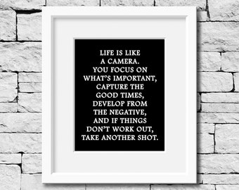 Photographer Gifts, Photography Quotes, Photographer Quotes, Photography Prints, Camera Prints, Camera Quotes, Photography, Photographer