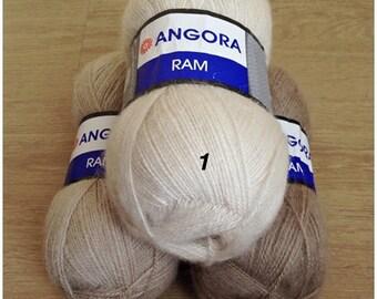 Angora Ram ,Soft yarn ,Angora, Soft angora, Thin, Thin yarn, Mohair