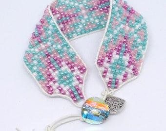 Woven Bead Bracelets