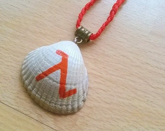Half-Life Inspired Necklace - Lambda Symbol