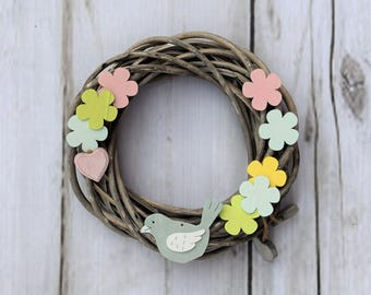 Unique Door Wreath, Front Door Wreath,