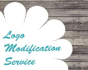 Logo Modification Service