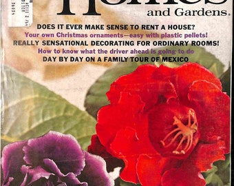 Better Homes and Gardens, November 1964