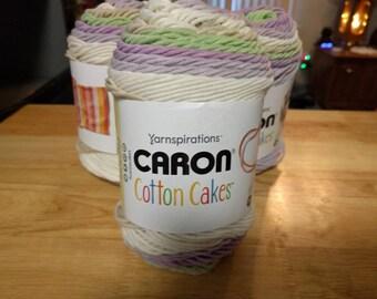 Caron Cotton Cakes Lavender Fields
