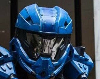 Halo Reach Etsy