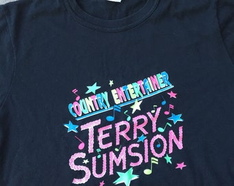 Vintage Terry Sumsion T-shirt