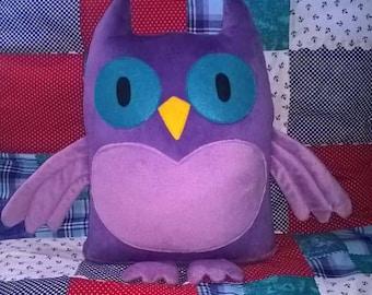 Pillow Owl